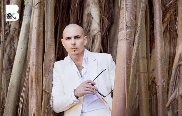 Pitbull in People En Español – Los 50 Mas Bellos.