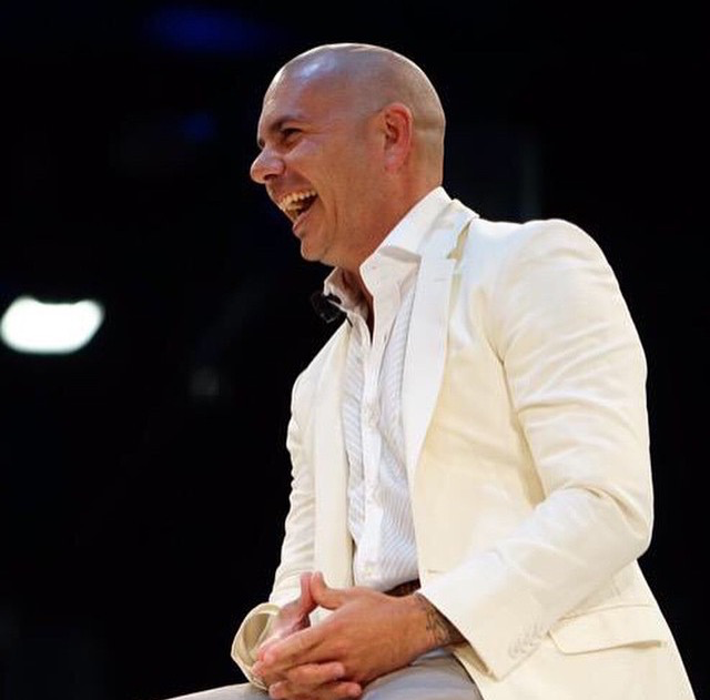 Pitbull at eMerge Americas 2015 (Day 2)