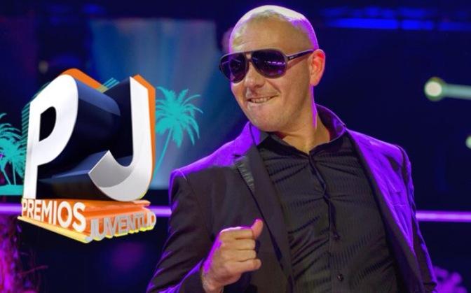 Pitbull Nominated for Premios Juventud!
