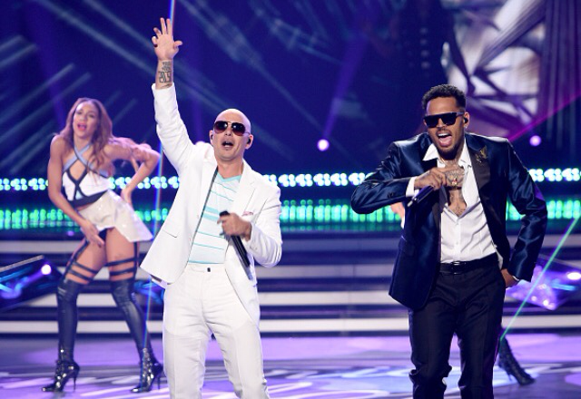 Pitbull and Chris Brown to have some 'Fun' on the Billboard Music Awards!