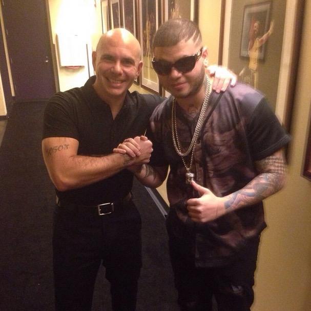"New Music: Pitbull ft. Farruko, ""Hoy Se Bebe"" Preview."