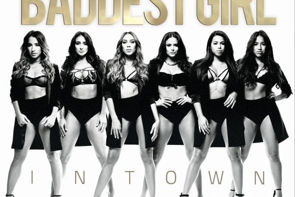 """New Song: """"Baddest Girl In Town"""" by Pitbull ft. Wisin & Mohombi."""