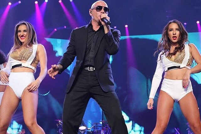 Night Four of Pitbull's Time of our Lives Vegas Residency