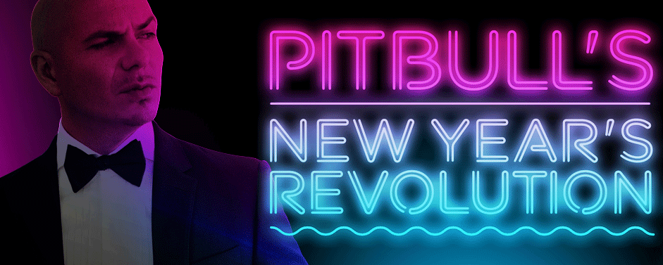 Pitbull's New Years Revolution 2016 – Pitbull Updates – A ...