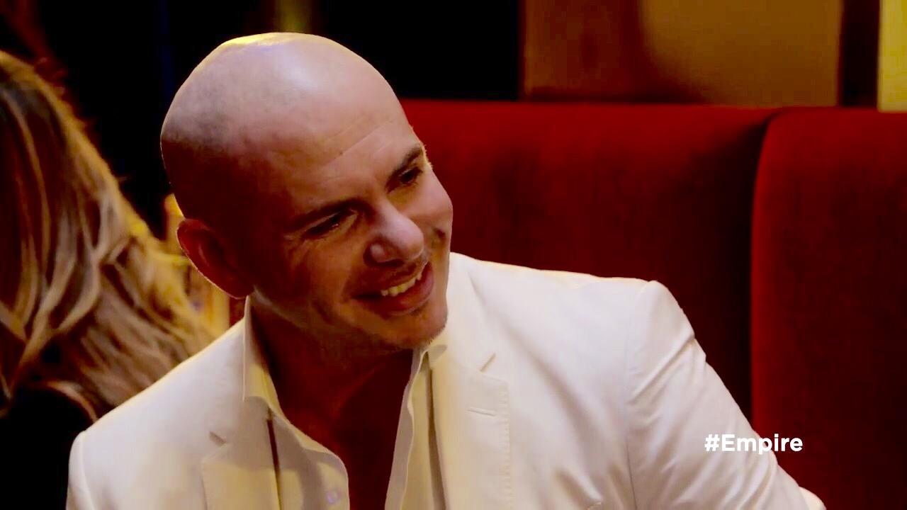 Pitbull Guest Stars On Empire Pitbull Updates A Pitbull Fansite