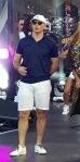 Pitbull rehearses for PitbullNYE