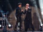 Pitbull and Prince Royce ring in 2016 on PitbullNYE