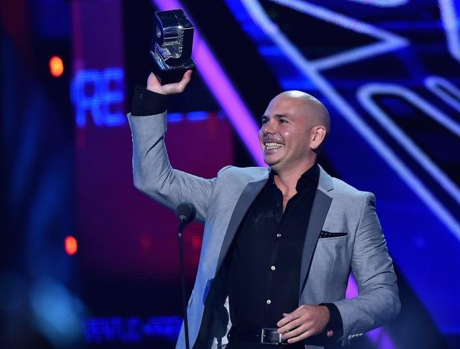 Nominate Pitbull for Premios Juventud