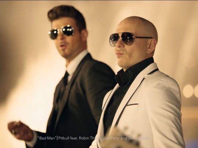 New Video: Pitbull's NBA Playoffs Commercial