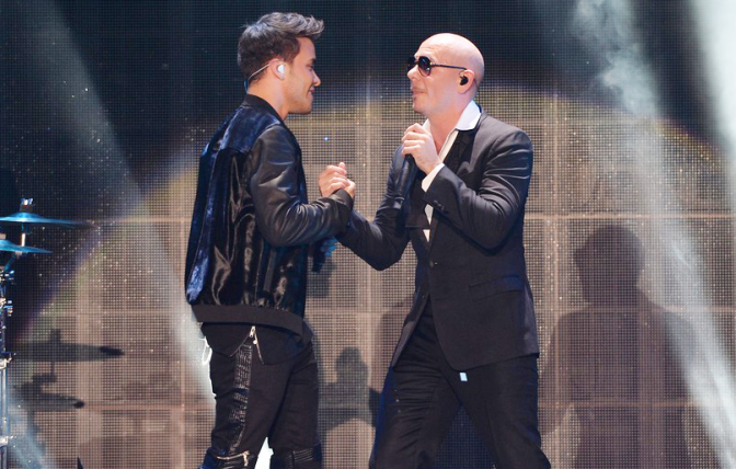 Pitbull and Prince Royce to Perform in Houston, TX and Phoenix, AZ!