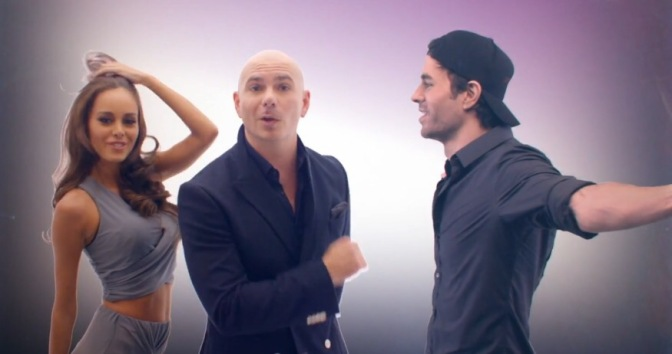 "Pitbull's ""Messin' Around (ft. Enrique Iglesias)"" Reaches New Peak on Billboard's Hot 100"
