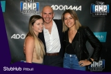 Pitbull meets fans after his AMP Live Sessions appearance in the Adorama Live Theatre on the StubHub Stage. June 3, 2016 (Photo: WBMP / CBS Radio)