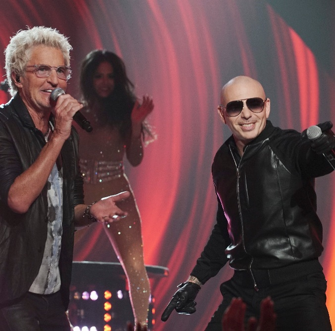 REO SPEEDWAGON, PITBULL