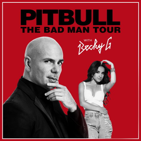 Bad Man Tour BECKY G