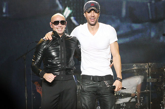 Pitbull and Enrique Iglesias to hit the Road Again in 2017!