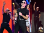 Pitbull Sets the Roof on Fire at the iHeartRadio Music Festival