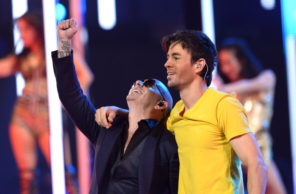 Pitbull and Enrique Iglesias Nominated at the 2016 NRJ Music Awards