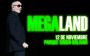 Pitbull to Headline Megaland Festival in Bogotá, Colombia