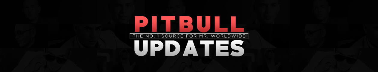 Pitbull Updates – A Pitbull Fansite