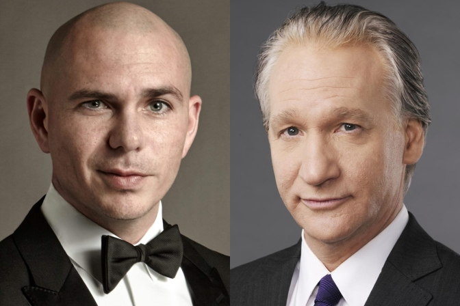 Pitbull to Appear on 'Real Time with Bill Maher'