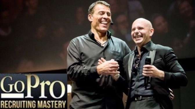 Pitbull to Appear at the 8th Annual Go Pro Recruiting Mastery Convention