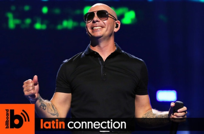 Pitbull Talks Climate Change, PitbullNYE & Enrique Iglesias with Billboard