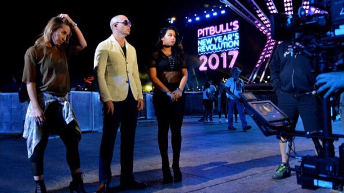 Tune Into Pitbull's New Year's Revolution Tonight on FOX!