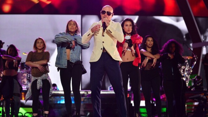 The Most Bad Ones Talk 'Pitbull's New Year's Revolution' with Yahoo! Music