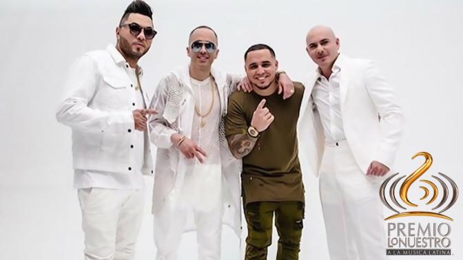 'Ay Mi Dios' Wins at Premio Lo Nuestro 2017