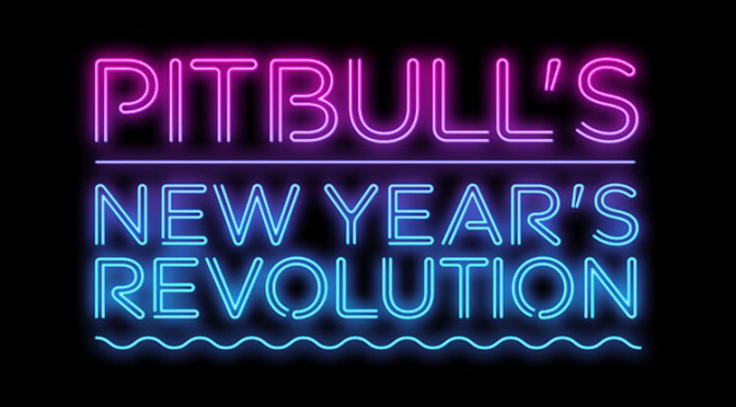Apply for FREE Tickets to Pitbull's New Year's Revolution!