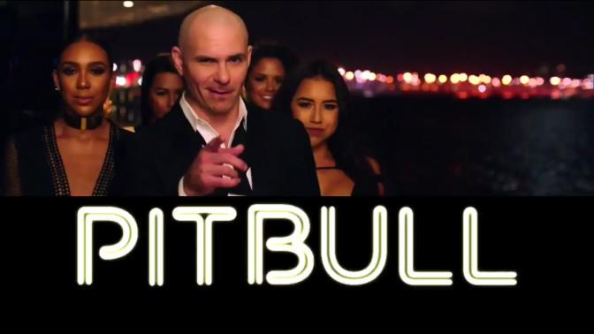VIDEO: Pitbull's New Year's Revolution — Commercial