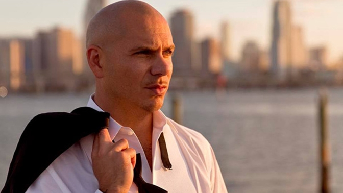 Pitbull Talks Business, Music & New Hard Rock Partnership with City & Shore Magazine
