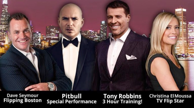 Pitbull to Perform at Real Estate Wealth Expo in Chicago & Toronto