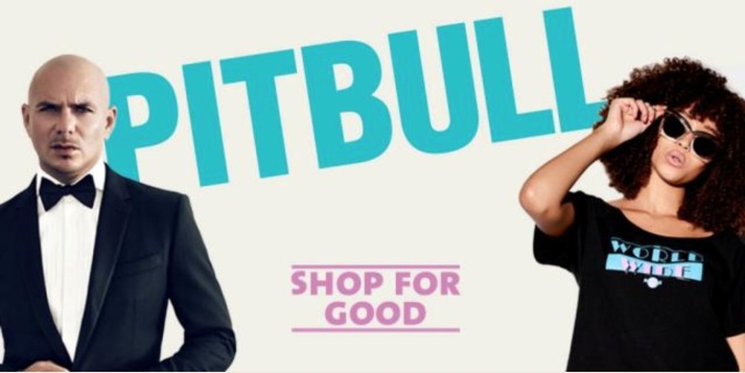Hard Rock Cafe Partners with Pitbull to Help Kids Re-Engage in Education through Exclusive Merchandise
