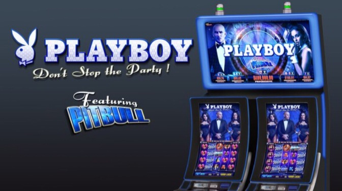 Scientific Games Launches New Slot Experience 'Playboy Don't Stop The Party Featuring Pitbull'