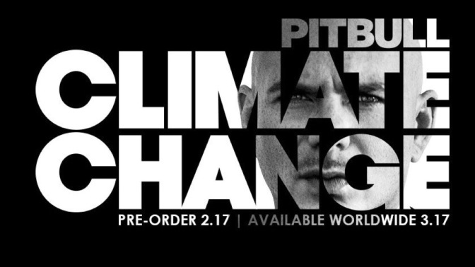 Pitbull 'Climate Change' – Official Track Listing