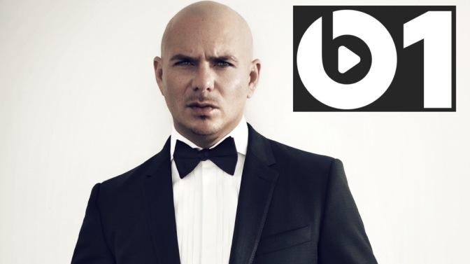 Pitbull Talks 'Climate Change', Gives Advice to Young Artists on Beats 1 Radio