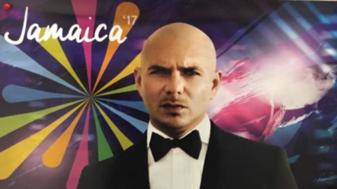 Pitbull to Perform in Jamaica on July 30!