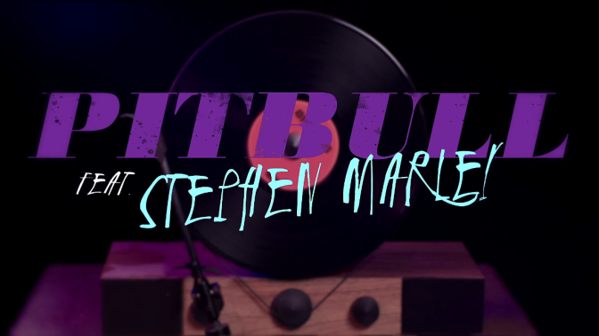WATCH: 'Options' by Pitbull ft. Stephen Marley — Lyric Video
