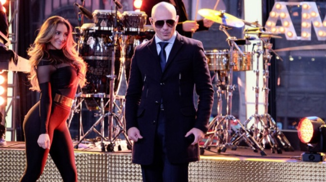 Pitbull to Perform on Good Morning America (3.16)