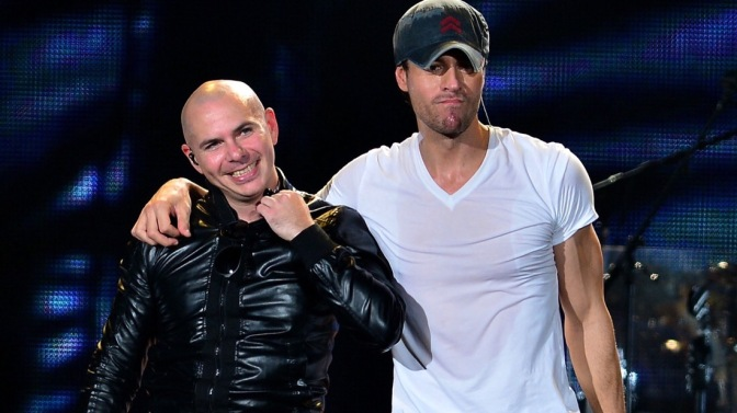 Pitbull and Enrique Iglesias to Perform in Dallas, TX
