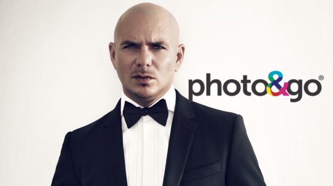 Pitbull Becomes Partner in Photo & Go