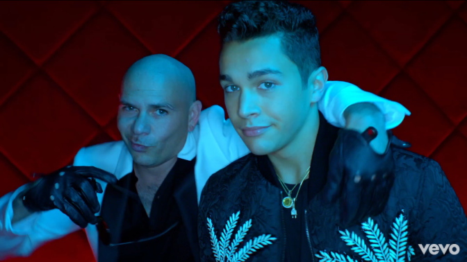 WATCH: 'Lady' by Austin Mahone ft. Pitbull — OFFICIAL MUSIC VIDEO