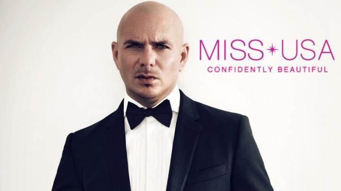 Pitbull to Perform on the 2017 Miss USA Competition