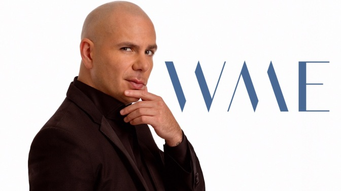 Pitbull Signs with WME