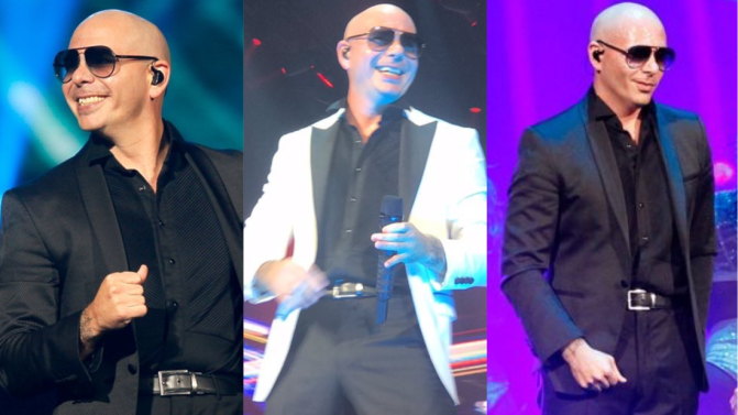 #EnriquePitbullTour: Pitbull & Enrique Iglesias Perform in Tampa, FL