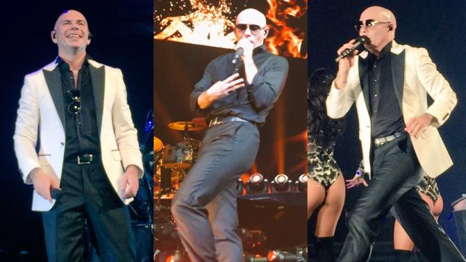 #EnriquePitbullTour: Pitbull & Enrique Iglesias Rock Detroit