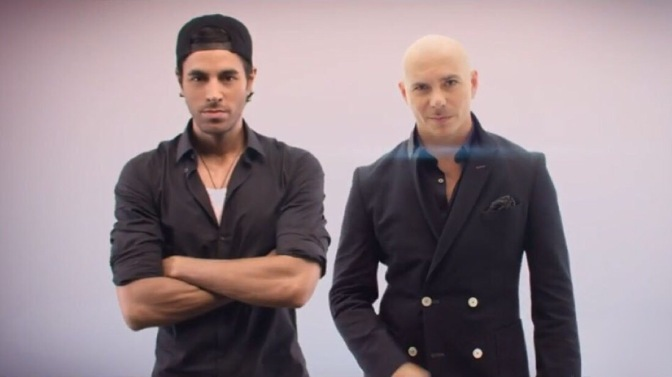 Pitbull's 'Messin' Around (ft. Enrique Iglesias)' Certified Gold in the U.S.
