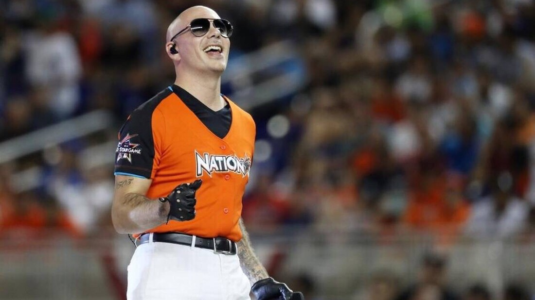 Pitbull Joins Jeb Bush and Company in Pursuit to Buy the Miami Marlins