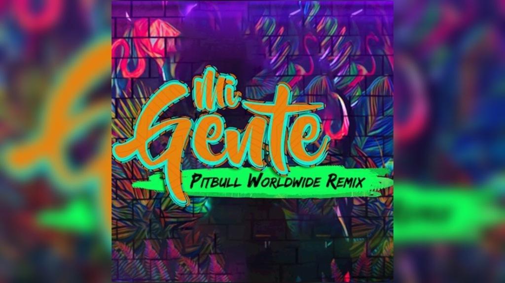 "Mi Gente (My People) – Pitbull Worldwide Remix"" Now"